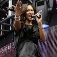 Shontelle at the Summertime Ball