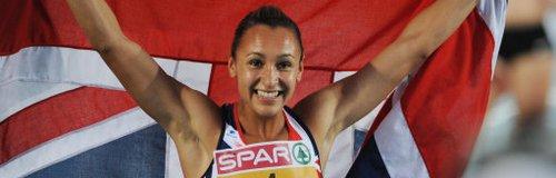 Jessica Ennis London 2012
