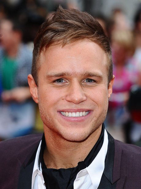 Olly Murs at a red carpet event in 2011.