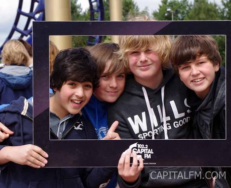 Alton Towers Live 2011