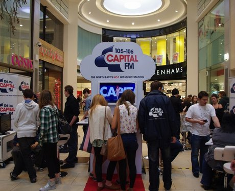 Fathers Day weekend at Eldon Square