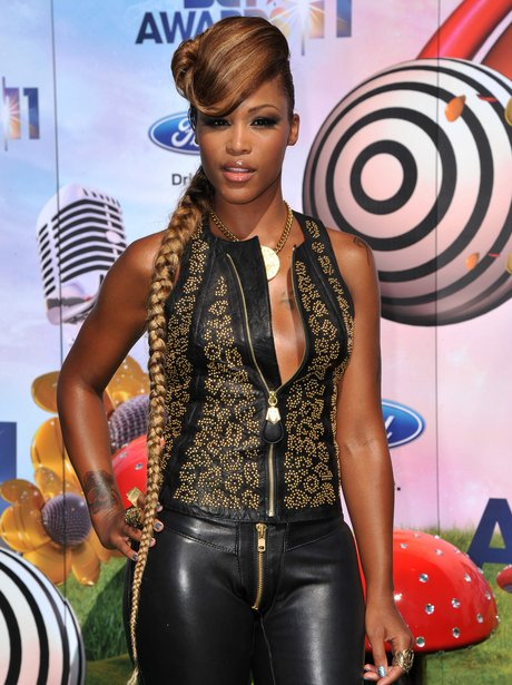 THE BET AWARDS 2011 eve