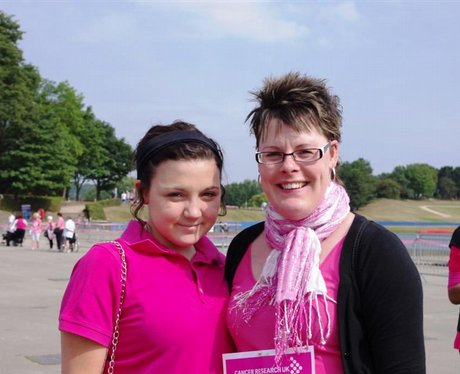 Race For Life, Holme Pierrepoint