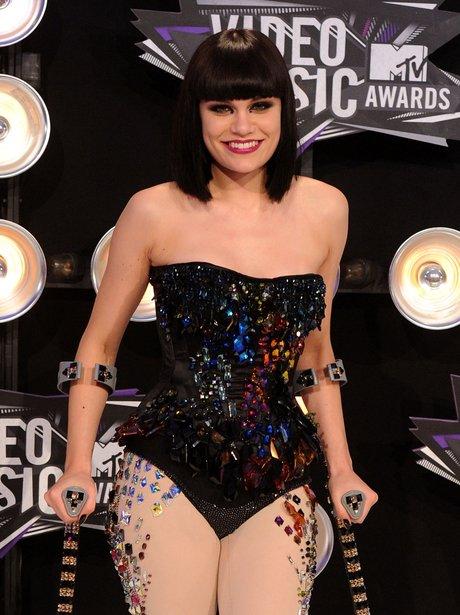 2011 MTV VMAs Arrivals - Jessie J