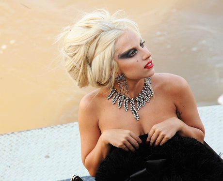 Lady Gaga's Photoshoot