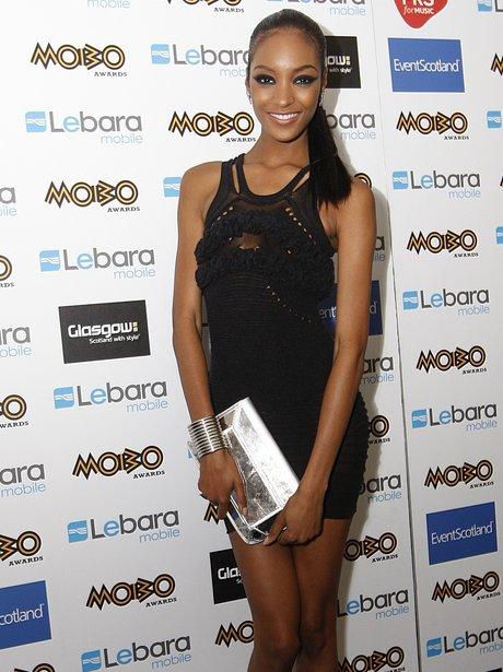 Jourdan Dunn Mobo Awards 2011