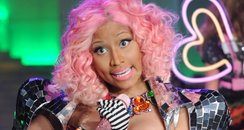 Nicki Minaj perfroms at Victoria Secret fashion sh