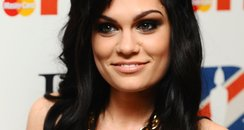 Jessie J arrives at the 2012 BRIT Nomination award