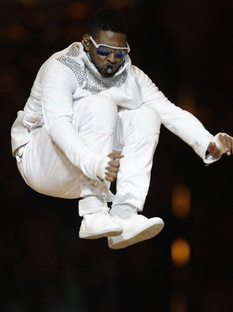 Usher Super Bowl