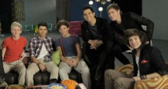 One Direction hang with big time rush
