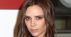 Victoria Beckham teases The Spice Girls reunion at London 2012