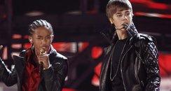 Justin Bieber and Jayden Smith