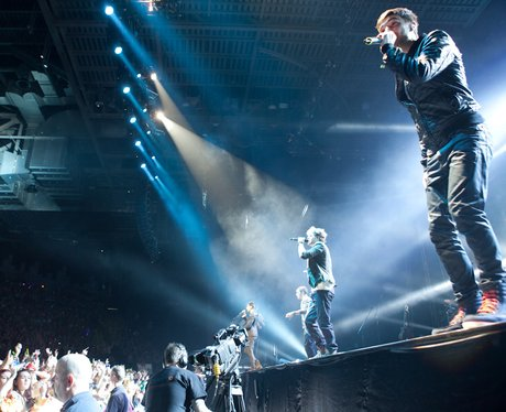 The Wanted live