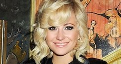 Pixie lott at screening