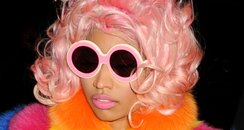 Nicki Minaj With Sunglasses