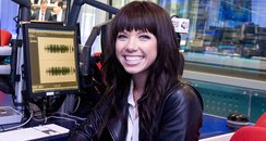 Carly Rae Jepsen at Capital FM