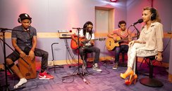 Cover Drive CapitalFM Live Session