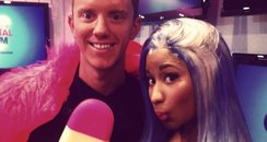 james barr and nicki minaj