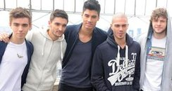 The Wanted, Empire State Building