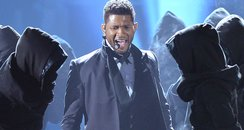Usher live at the 2012 Billboard Music Awards