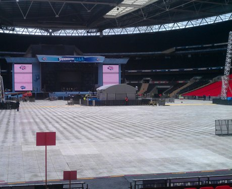 block  row  view   seat   summertime ball  capital