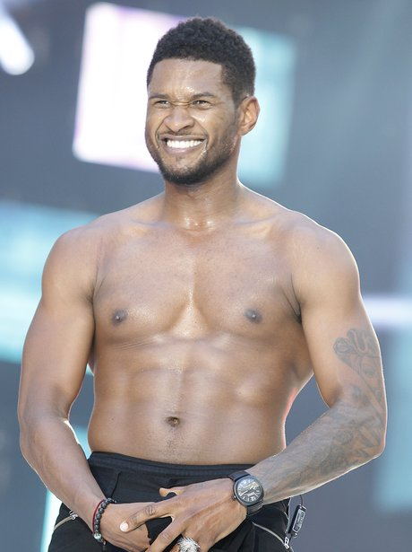 usher six-pack
