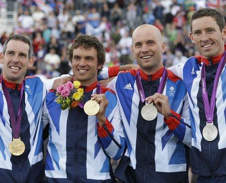 Richard Hounslow & David Florence Win Silver Whilst Etienne Stott & Tim Baillie Win Gold In The Men's Slalom C-2!