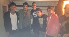 The Wanted with John Mayer