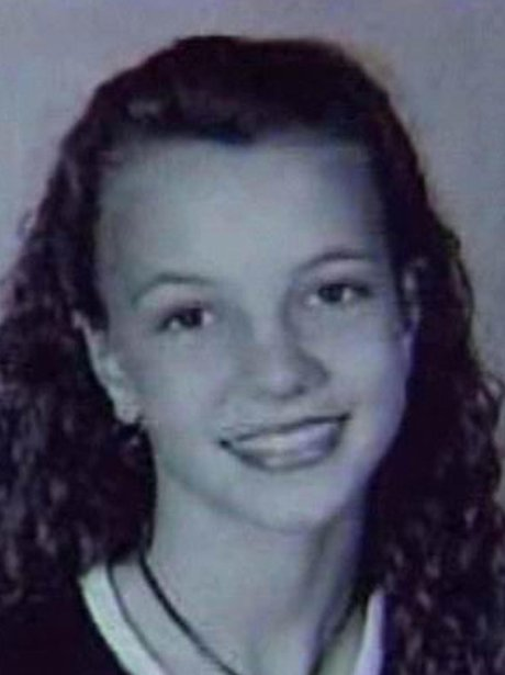 Britney Spears Year Book Picture