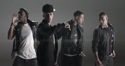 JLS 'Hottest girl in the world' video still