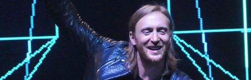 David Guetta at iTunes Festival 2012