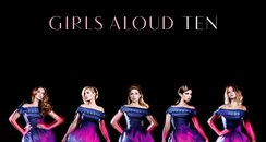Girls Aloud Official Ten Album Cover 2012