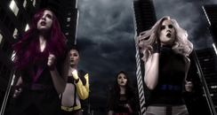 Little Mix 'DNA' video