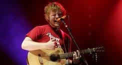Ed Sheeran's recent tour