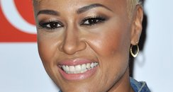 Emeli Sande at the 2012 Q Awards