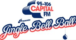 Jingle Bell Ball 2012 Official Logo