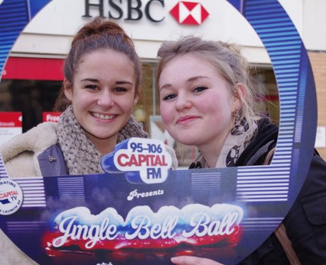 Jingle Bell Ball - Hull, 30th November