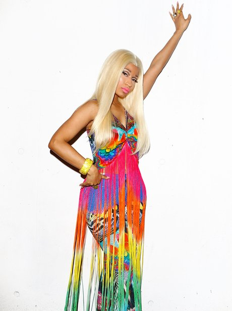 Nicki Minaj attends the 26th Annual ARIA Awards 2012