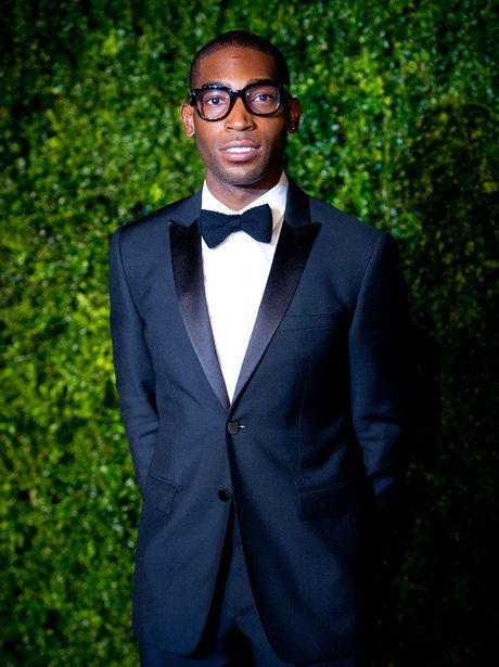 Tinie Tempah at the Evening Standard Theatre Awards