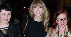 Taylor Swift In Madrid