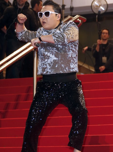 PSY attends the NRJ Music Awards 2013 in France