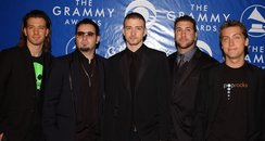 N*sync at grammys