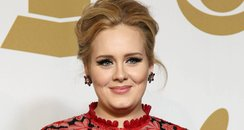 Adele wins at the Grammy Awards 2013