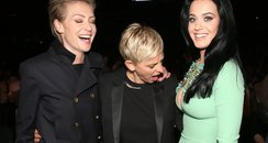 Portia de Rossi, Ellen DeGeneres and Katy Perry 20