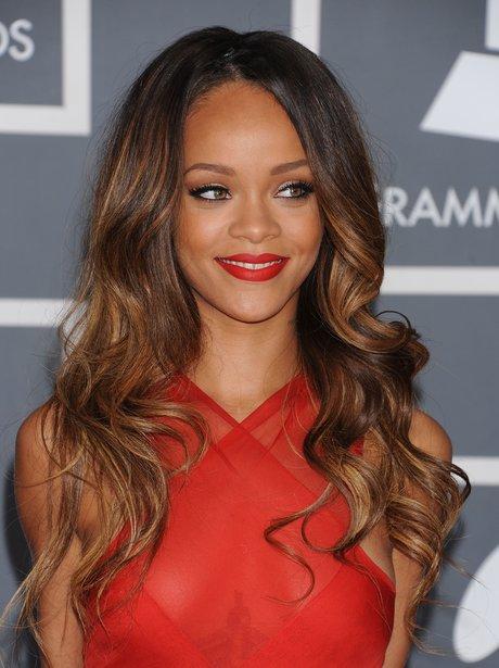 Rihanna Grammy Awards 2013