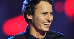 Ben Howard 2013 BRIT Awards On Stage