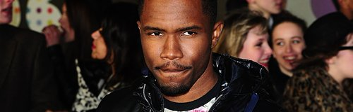 Frank Ocean at the BRIT Awards 2013