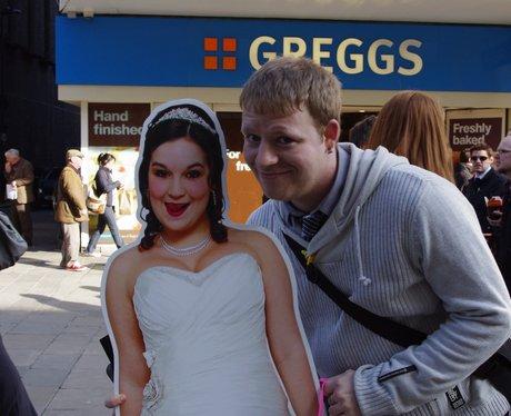 JoJo's Shotgun Wedding