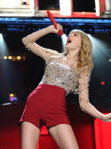Taylor Swift Jingle Ball 2012 Madison Square Garde