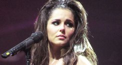 Cheryl Cole crying on the last night of their reun
